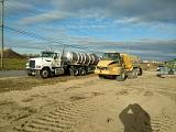 Dust Control Water Construction Site - Logan New Jersey