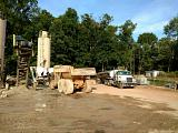 240,000 gallons delivered to portable concrete plant at dam site - Hopewell, NJ